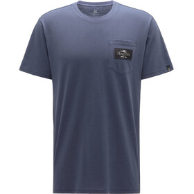 Haglöfs Mirth T-shirt Heren, dense blue